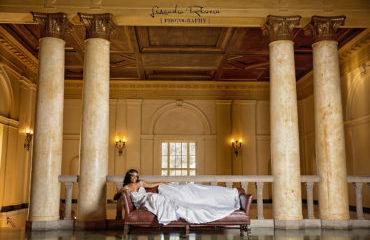 Bridges Auditorium Wedding Pictures
