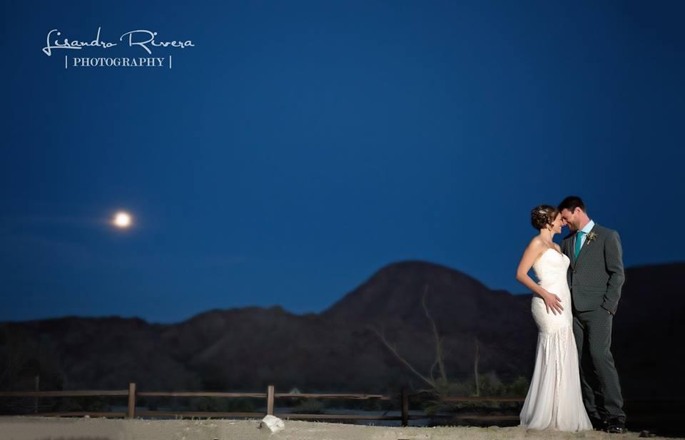 The Living Desert zoo, palm desert wedding venue,